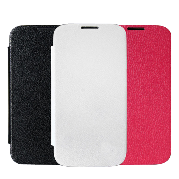 PU Leather Slim Flip Flap Case Cover For Samsung Galaxy S4 i9500
