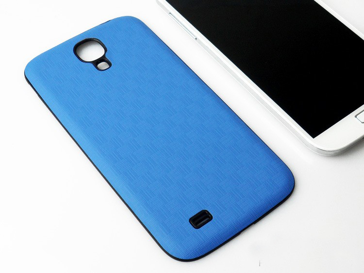 Replacement back cover PU case for Samsung Galaxy S4 i9500