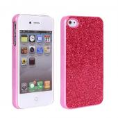Glam glitter case for iPhone4/4S with smooth finish