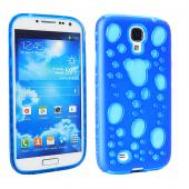 PC tpu Dots Skin Cover Case for Samsung Galaxy S4 i9500