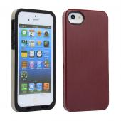 Unique design sound enhance PC back cover case for iPhone5