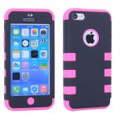 3 in 1 pc and silicon case for iphone 5c