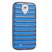 back cover for galaxy s4 i9500 pc and silicon case