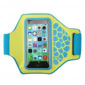 Ultra slim armband case with print pattern for iPhone 4/5/iPod