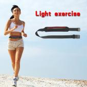 waist bag with LED