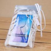waterproof bag with 3.5'' headphone jack